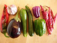 Will man Gemüse mit dicker Schale (etwa Tomaten, Zucchini, etc.) in der Mikrowelle garen, sollte man sie vorher mit einer Gabel einstechen, da sie sonst platzen würden...