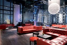 in Shanghai. Best club/lounge bar I've ever visited. Very cool warehouse feel to it. Pub Design, Lounge Design, Nightclub Design, Club Lighting, Hookah Lounge, Restaurant Lighting, Interior Decorating, Interior Design, Cafe Interior