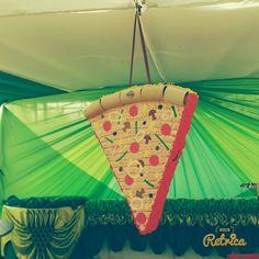 58 Ideas birthday party for teens teenagers ninja turtles for 2019 Turtle Birthday Parties, Ninja Turtle Birthday, Birthday Party For Teens, Teen Birthday, Pizza Party Birthday, Birthday Ideas, Birthday Recipes, Birthday Cake, Ninja Turtle Pinata