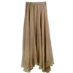 Finejo Womens Chiffon Retro Long Maxi Skirt Vintage Dress Coffee Finejo http://www.amazon.com/dp/B00IJ8XOI0/ref=cm_sw_r_pi_dp_1cMevb18VGMRD