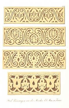 Historic Designs and Patterns, F M Hessemer Catalog No HES 049 Publication Historic Designs and Patterns Author F M Hessemer Year 1842