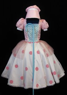 Adult  Bo Peep Custom Costume. $600.00, via Etsy. If only I had the money!