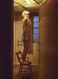 Girl's Hood (10 Magazine, Summer 2007) photographed by Glen Erler