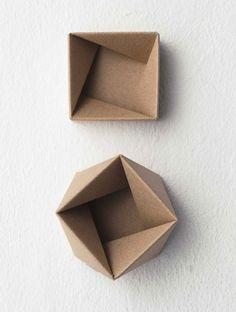 COP: OUGD503 // Fedrigoni // Origami