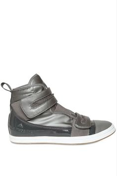 adidas-by-stella-mccartney_luisaviaroma_148    Adidas by Stella McCartney Silver Velcro Lagan Sneakers, $148, available at Luisaviaroma