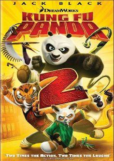 Kung Fu Panda 2 (Family) [Blu-ray]