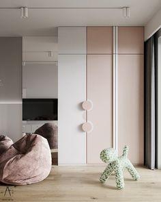 Wardrobe Door Designs, Wardrobe Design Bedroom, Bedroom Furniture Design, Kids Bedroom Designs, Kids Room Design, Home Room Design, Modern Kids Bedroom, Bedroom Kids, Cupboard Design