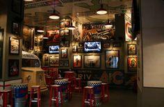 bar rock decoracion - Buscar con Google