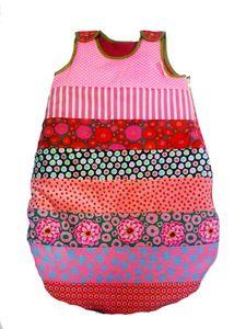 Baby sleeping bag.  Love this.