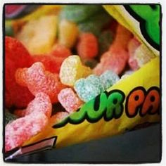 Sour Patch Kids are on my Christmas List and no its not sad
