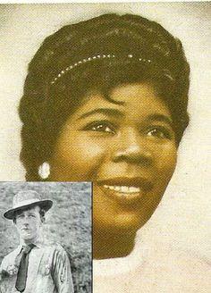 Bob Marley's parents Cedella Malcom & Norval Marley.