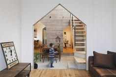 羽束師の家 - Works - 滋賀県 建築設計事務所 建築家 ALTS DESIGN OFFICE (アルツ デザイン オフィス)