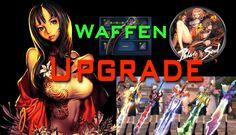 Blade and Soul Waffen Upgrade Kosten für Silberfrost Waffen reduziert