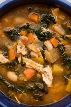 NYT Cooking: Soup is a true wonder of alchemy. Together, water, onions and time turn water into broth, bland into savory and thin into thick. But for those results, process is critical: The finest soups layer flavors every step of the way. We will teach you about soup's building blocks, then walk you through combining them with a basic recipe that will help you transform practicall...