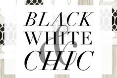 BLACK, WHITE & CHIC Timeless Contrast SALE ENDS 11/24 This winter it's as simple as black and white. At first glance the combination may seem a bit boring, but the high contrast pair are anything but. Timeless and classy, shop black and white. Wear white pieces to break up an all black outfit or vice versa. Stark color blocking is both fashion-forward and classic.  http://journeyaccessories.kitsylane.com/