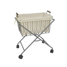 Ellie Rolling Laundry Cart At Cost Plus World Market Gt Gt