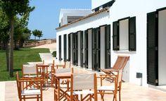 Finca Atalis (Menorca)  http://www.rusticae.es/hoteles-con-encanto-espana/menorca-hotel-agroturismo-finca-atalis