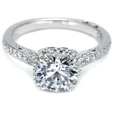Ring by Tacori Engagement from http://www.reamjewelers.com/