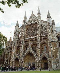 Westminister Abbey in London-most awesome place to visit- history x 1 million