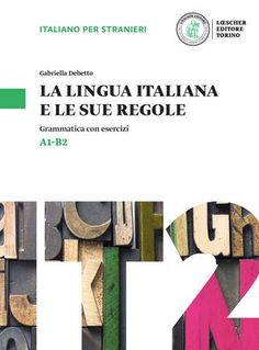 """Cover of """"La lingua italiana e le sue regole"""""""