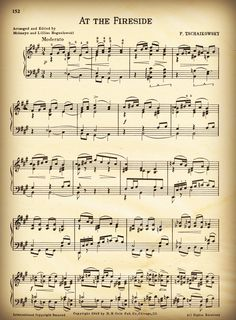 Knick of Time: Antique Graphics Wednesday - Christmas Sheet Music