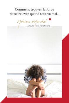 Maladie chronique : comment trouver la force de rebondir quand tout va mal © Nolwenn Marchal Le Mal A Dit, Everything, Chronic Illness