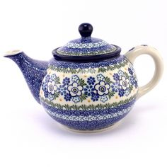 One of the newest patterns from #CeramikaArtystyczna :) #PolishPottery is ready for you at http://slavicapottery.com