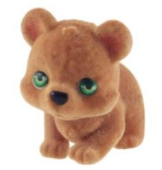 Jungle in my Pocket - Honey the Bear - Series 2  Woodland Friends  Collectible Toys d4e122777f73d