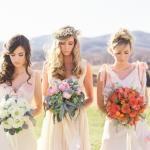 Bohemian Bridal Tea Party Inspiration Shoot + FILM! @Jen Nowack