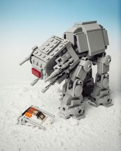 Little AT-AT by Balakov on deviantART