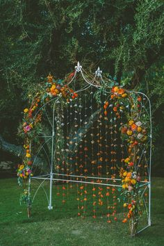 ceremony arch - phot