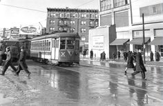 Grand Concourse and Fordham Road (1946)
