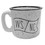 Airtype Clothing — WSNC Camp Mug
