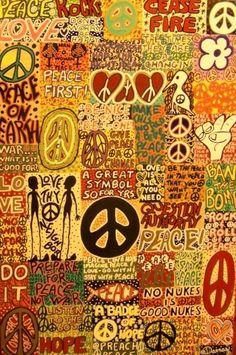 Peace #hippie #bohemian ☮k☮