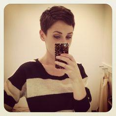 Katie Armour- cutest hair ever