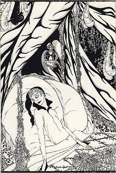 The Picture of Dorian Gray Illustration Example, Book Illustration, Aubrey Beardsley, Dorian Gray, Black And White Illustration, Fashion Sketches, Art History, Illustrators, Creatures