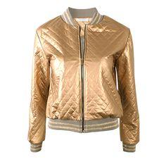 Step Bomber Gold von KD Klaus Dilkrath #kdklausdilkrath #kd #dilkrath #kd12 #outfit