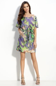 Jack and Ginger blouson dress at Nordstrom
