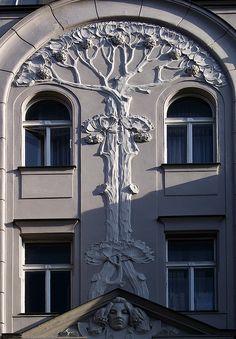 Art nouveau Moscow
