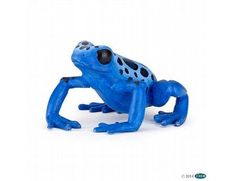 The Equatorial Blue Frog from the Papo Wildlife collection - Discounts on all Papo Toys at Wonderland Models.  One of our favourite models in the Papo Wildlife range is the Papo Equatorial Blue Frog.