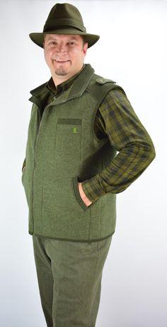 #Jagdgilet Hunting, Clothing