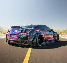 Nissan GT-R Z_litwhips Nissan Gtr Nismo, Nissan Gtr Skyline, Liberty Walk Cars, Gtr Car, Bugatti, Street Racing Cars, Exotic Sports Cars, Tuner Cars, Japanese Cars