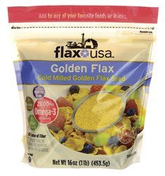 > Don't get left behind, see this great product offer : Flax Usa Golden Flax Cold Milled -- 16 oz at baking desserts recipes.