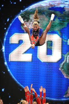 All-Star Cheer.. how much I love you! makes high school cheerleaders look badd
