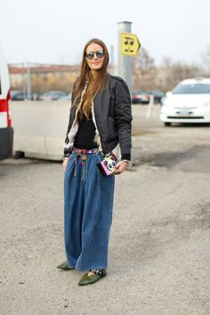 Diego Zuko is trackingthe fashion set'sbest street style looks outside the Fall 2016 collections.