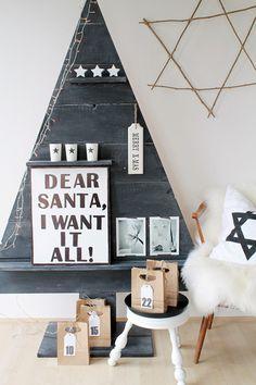 Biancas Deko-Weihnachtsbaum | Dear Santa, I want it ALL!