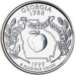 25 Cents / Quarter (Georgia)