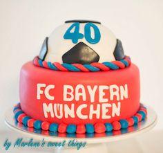 Marlene's sweet things: Bayern München