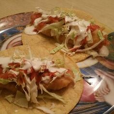Fish Tacos al Pastor Mexican Dishes, Mexican Food Recipes, Ethnic Recipes, Dishes Recipes, Chili Rellenos Recipe, Tacos Al Pastor Recipe, Patty Melt Recipe, Fried Peppers, Mexican Chili