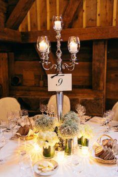 Hochzeitstisch Dekoration  Fotografie: http://www.danielareske.de/ http://www.festefeiern.by/